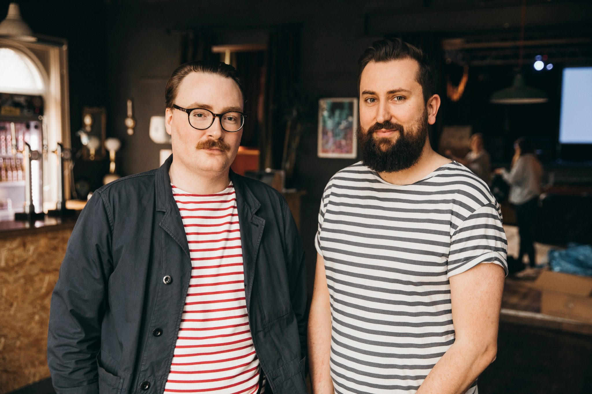 Mat Dix and Simon Fogel