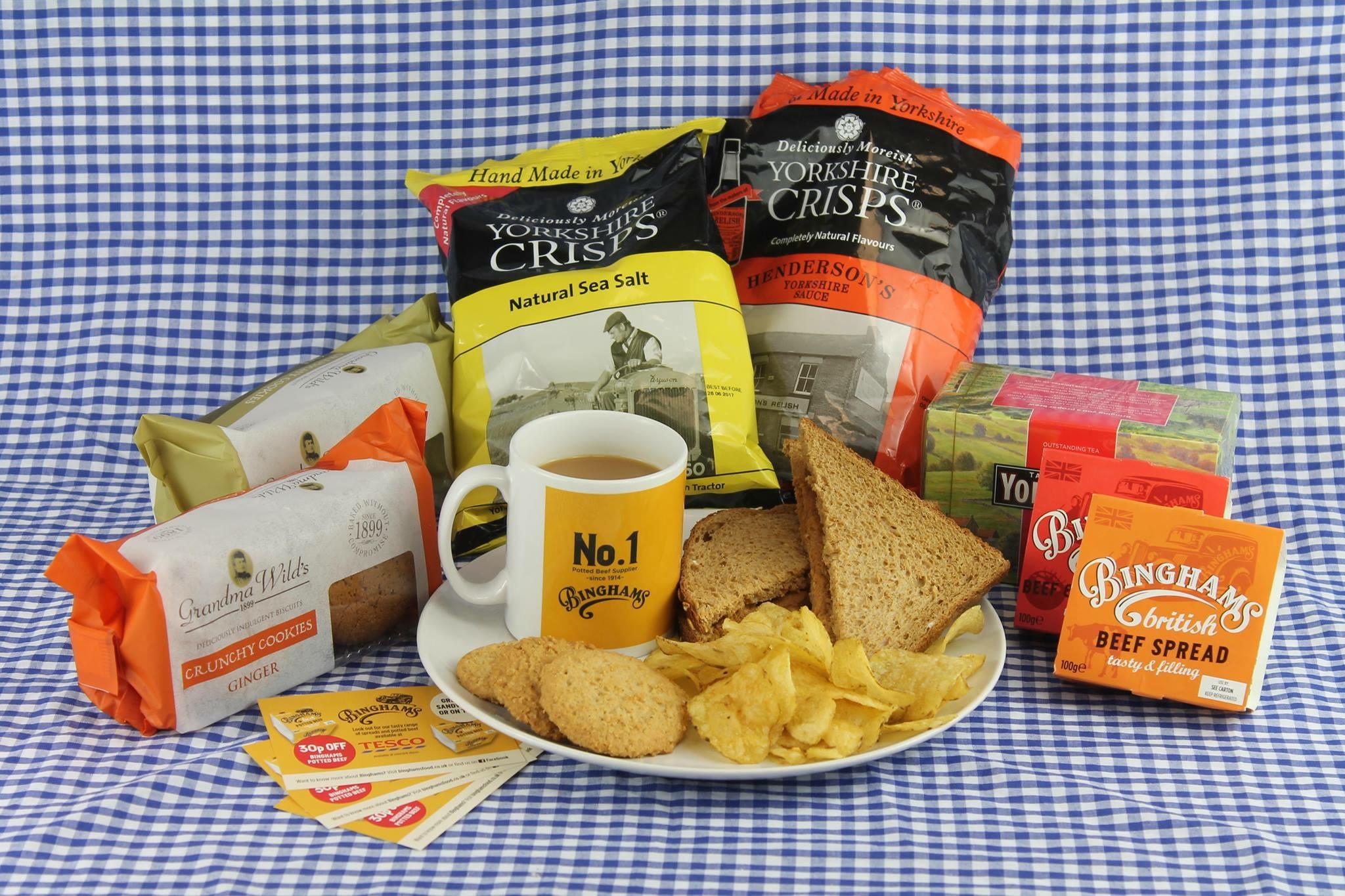 Binghams – National Sandwich Week hamper[1]