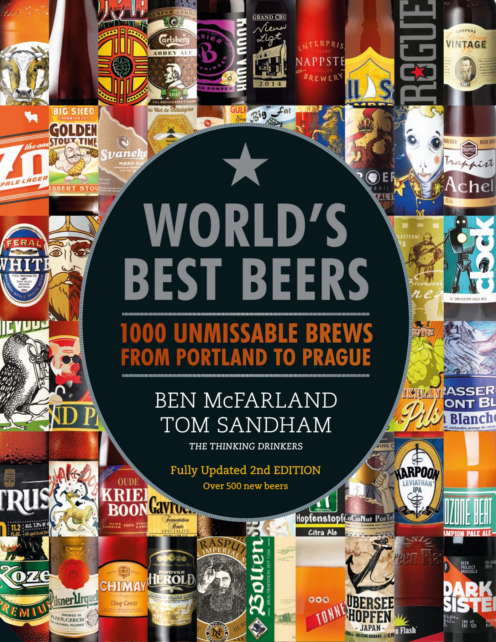 World's Best Beers – Front Cover FINAL