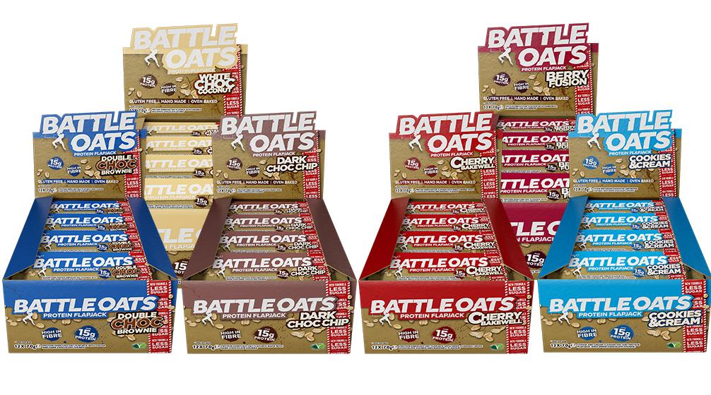 Battle Oats January