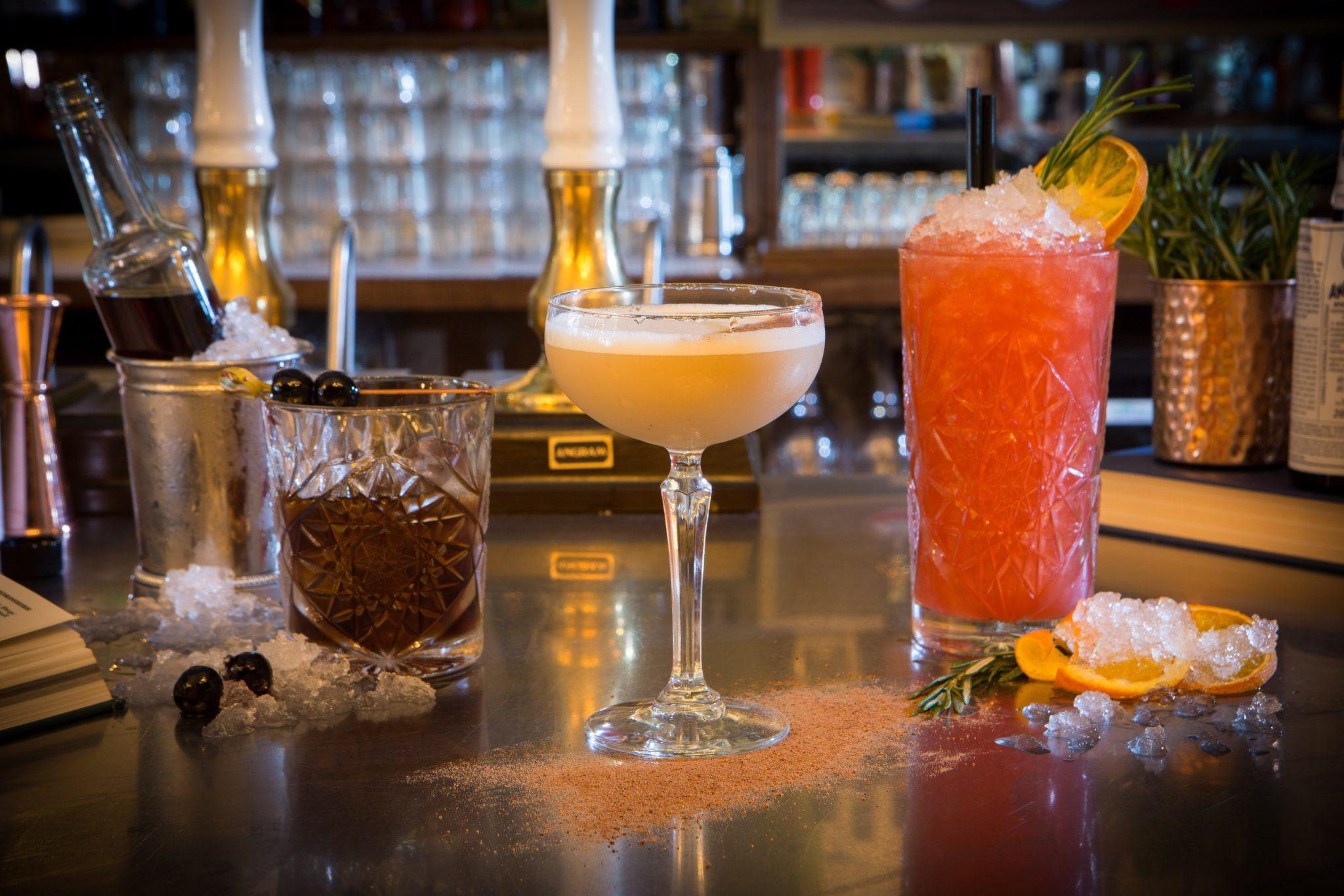 The Lost & Found Leeds – cocktails 2 credit Ben Carpenter
