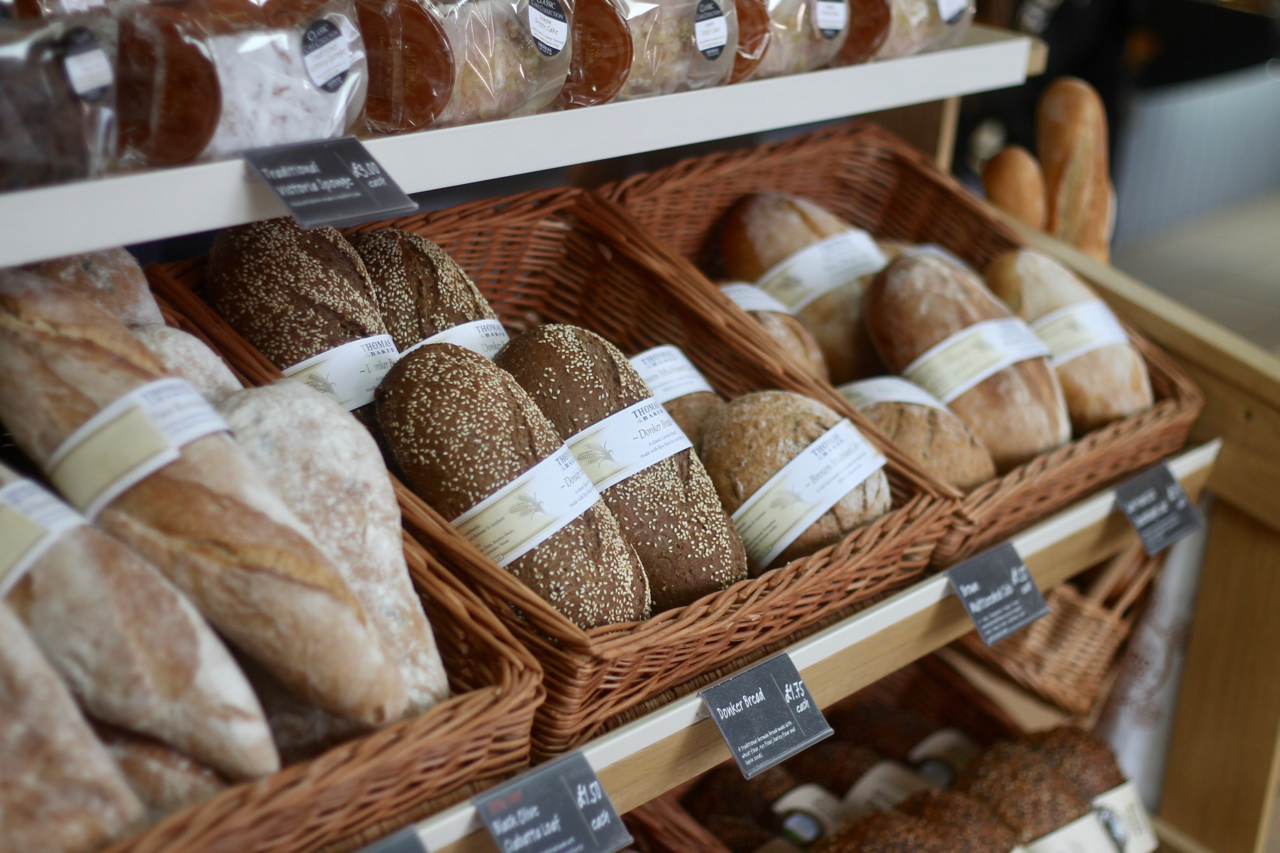 Thomas the Baker will be offering tastings of its easier to digest bread during Real Bread Week