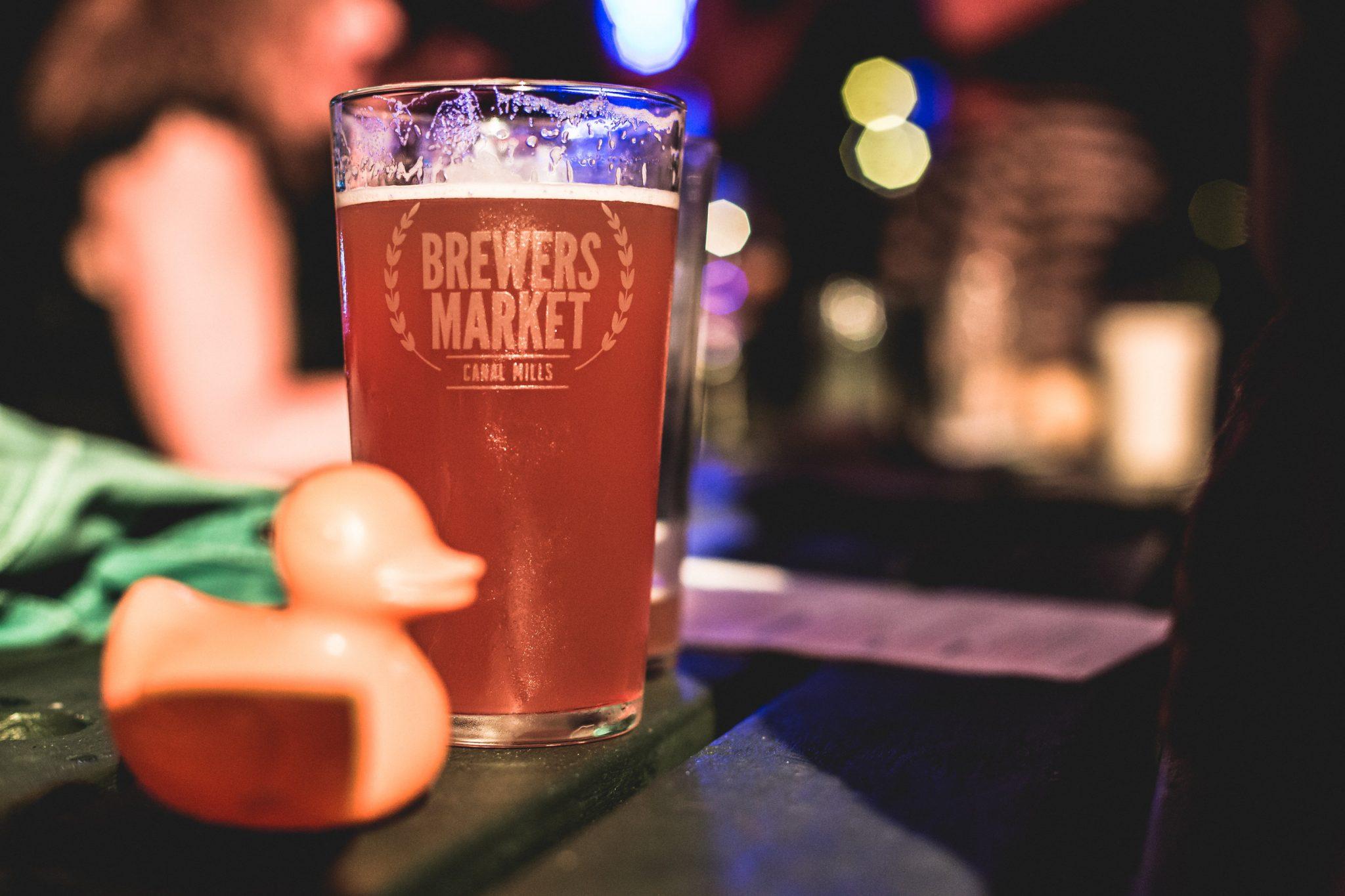 Sheffield Market Craft Beer