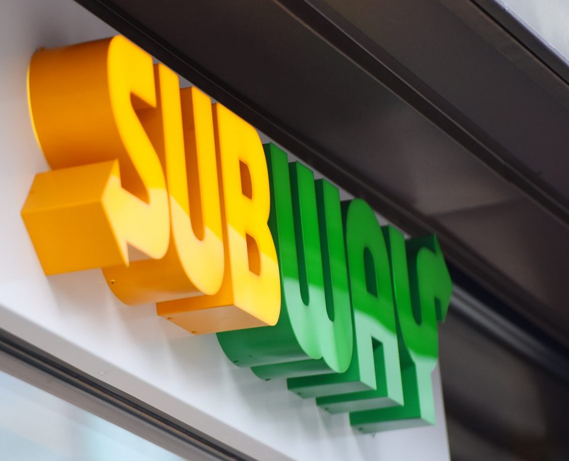 Subway Trials Delivery With Just Eat In Leeds