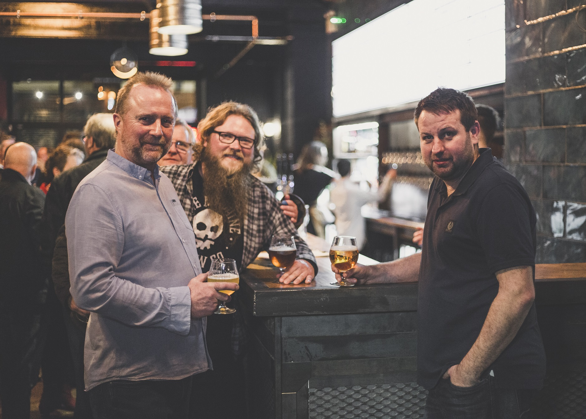 Taphouse Brewpub owners