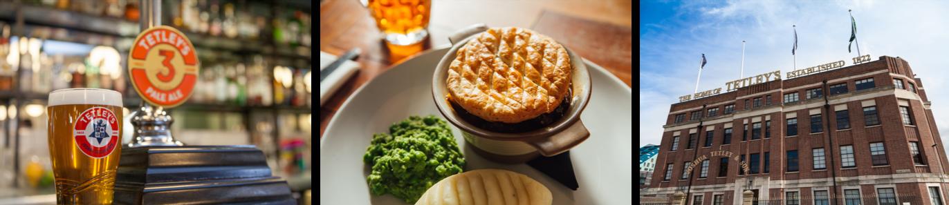 Tetley Pie