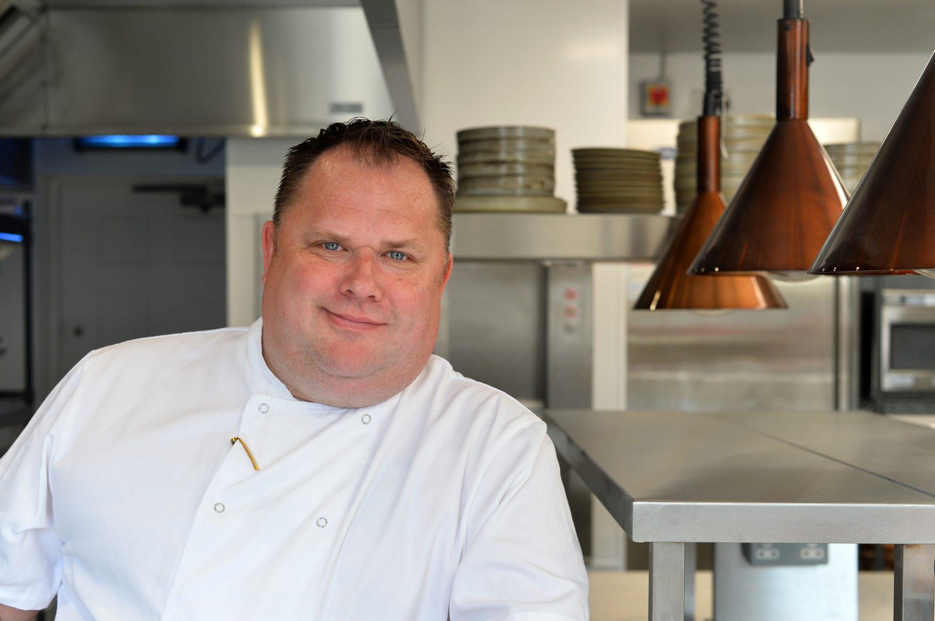 Alibi Head Chef Damian Collinson