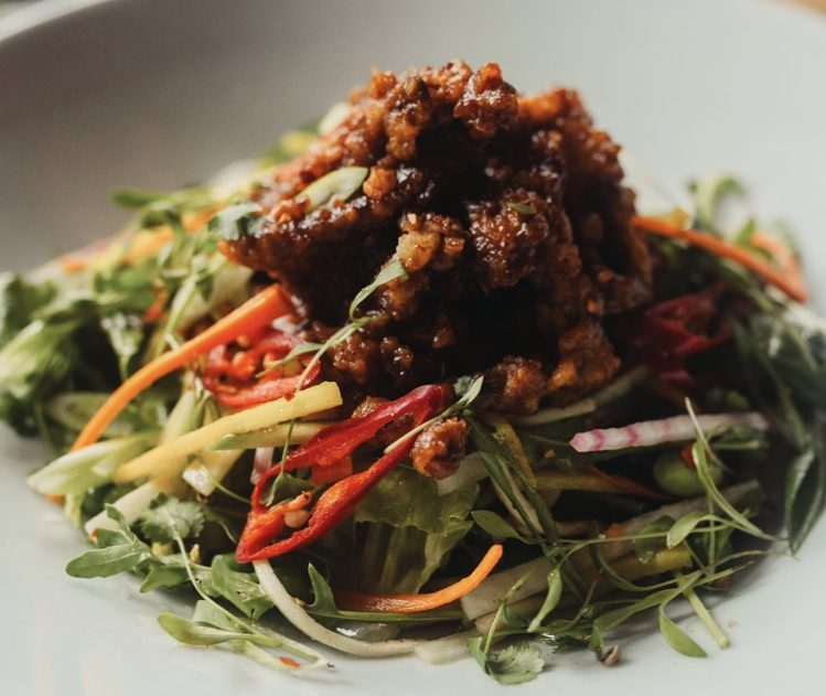 Hot Asian Beef
