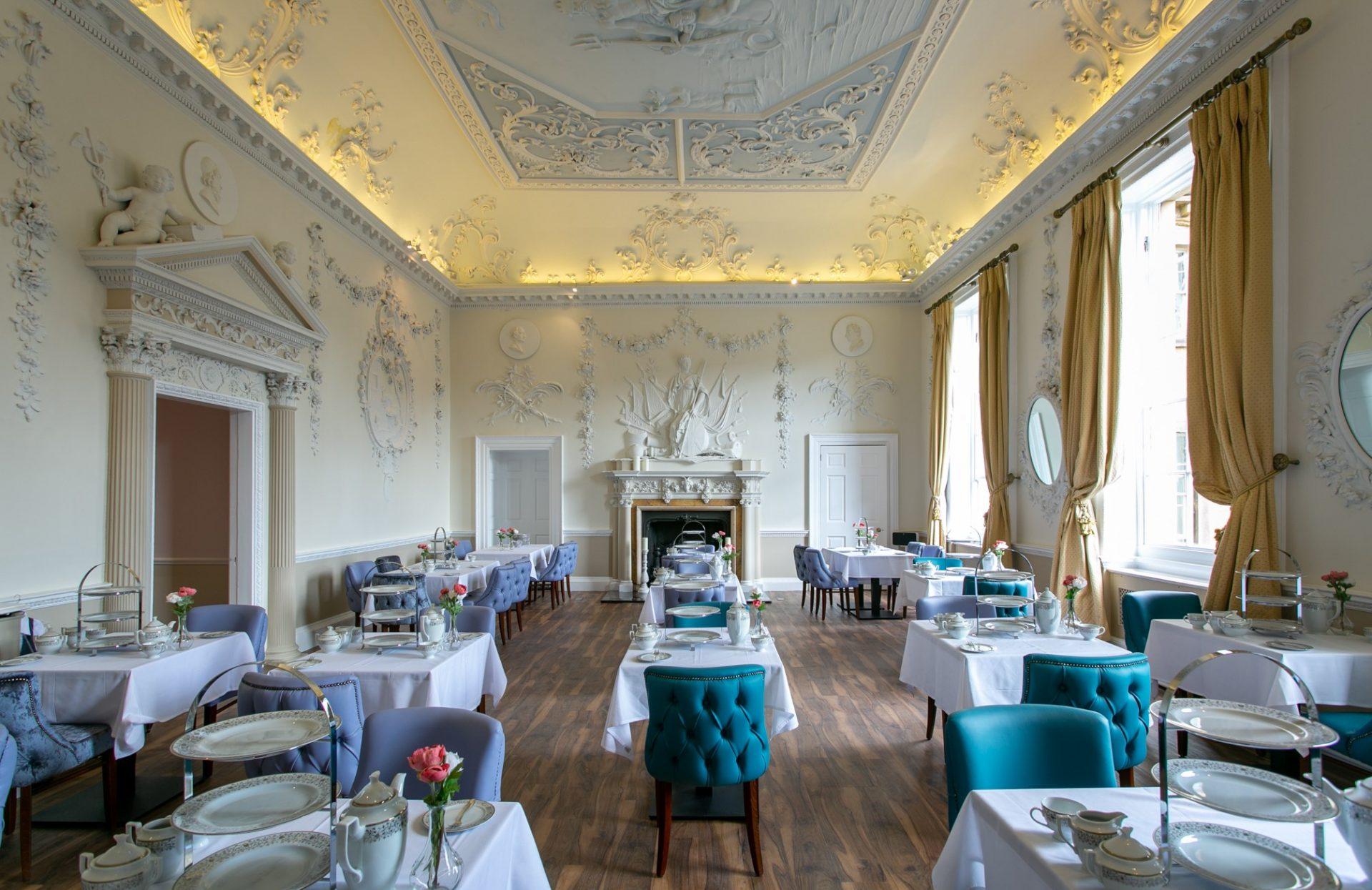 The Grand Salon at Alibi Bar and Restaurant