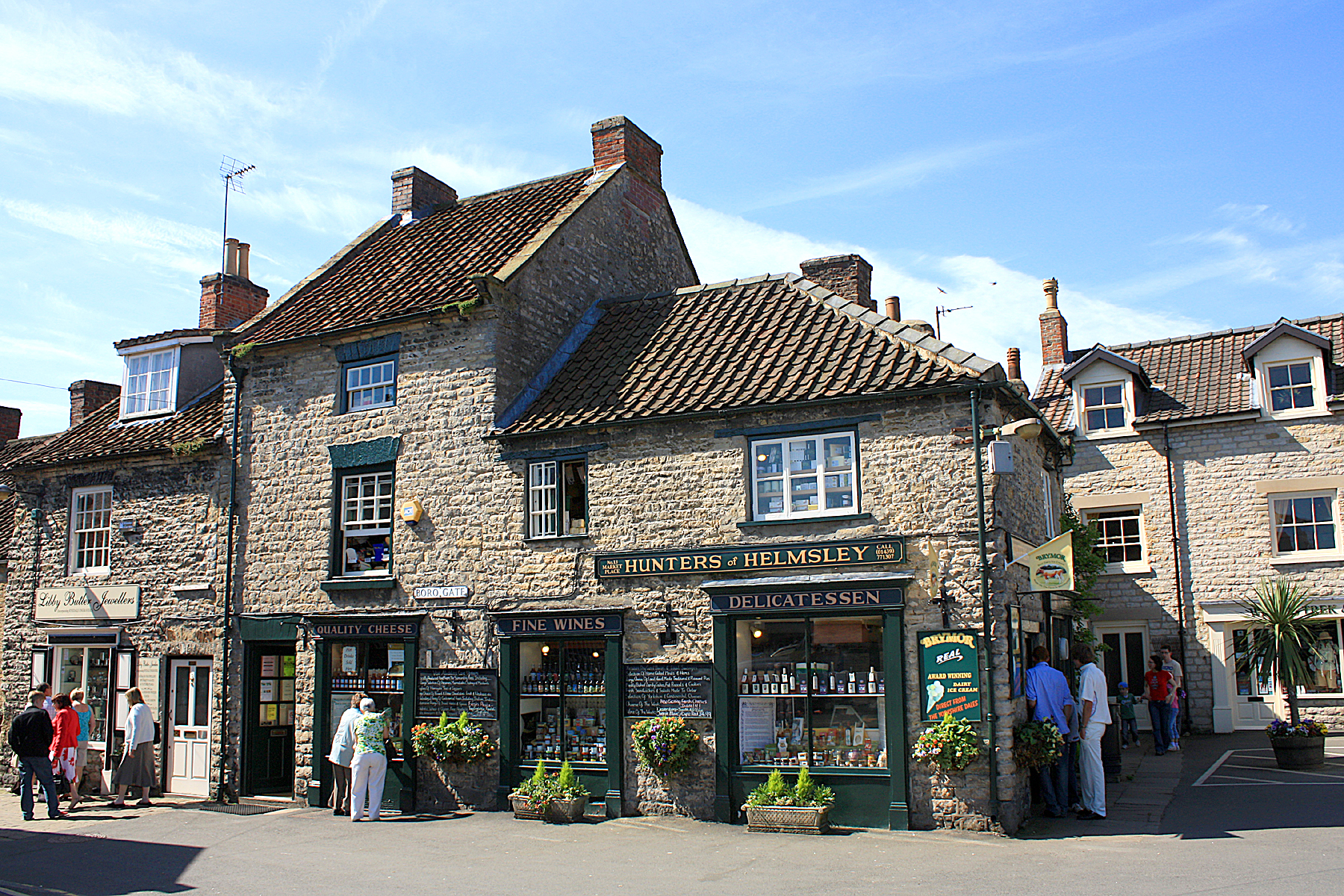 The Hunters of Helmsley store