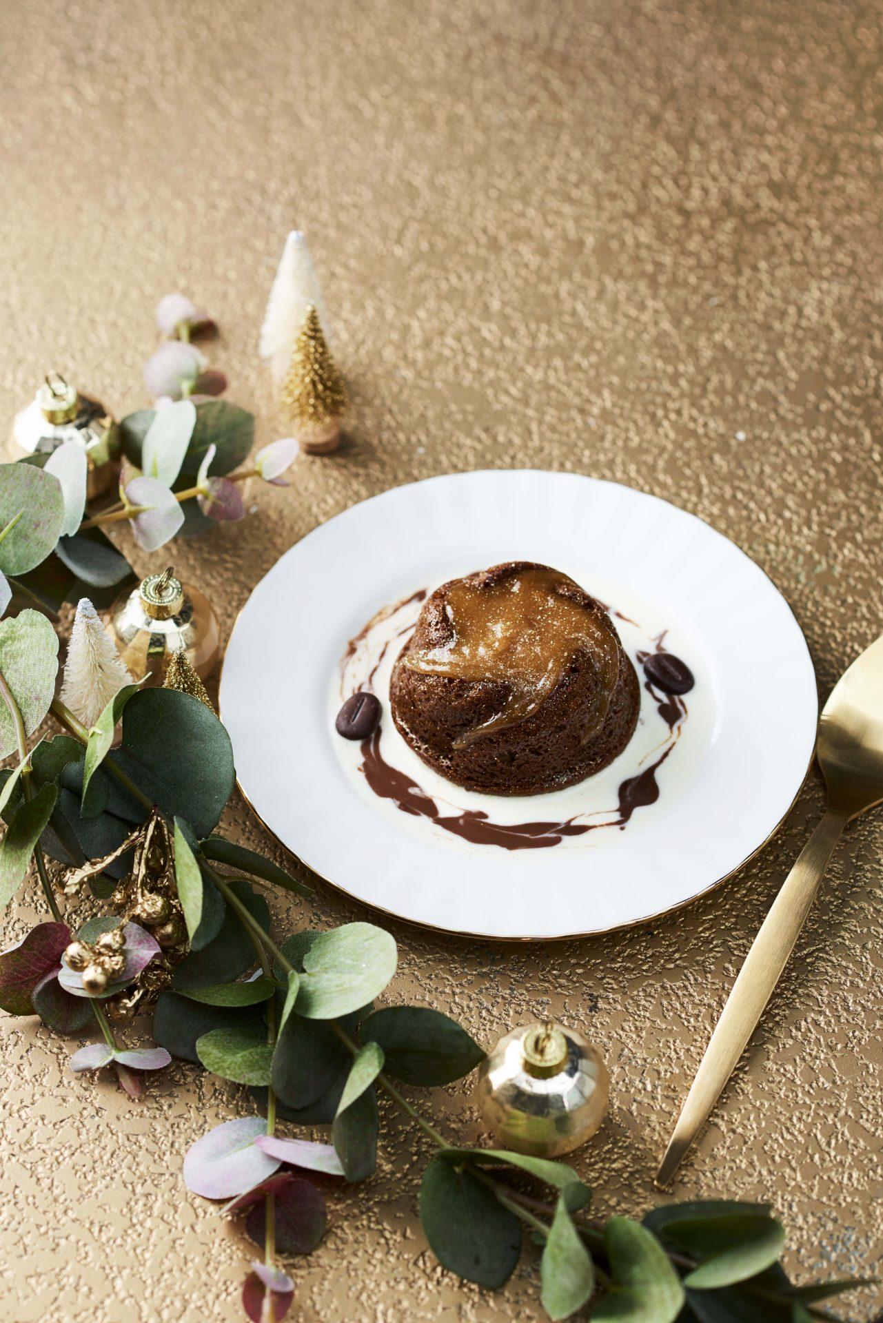 3 – DESSERTS – Gingerbread Latte Cake
