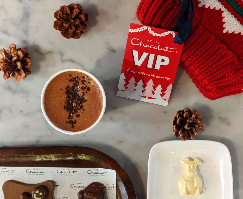 Christmas Workshops at Hotel Chocolat