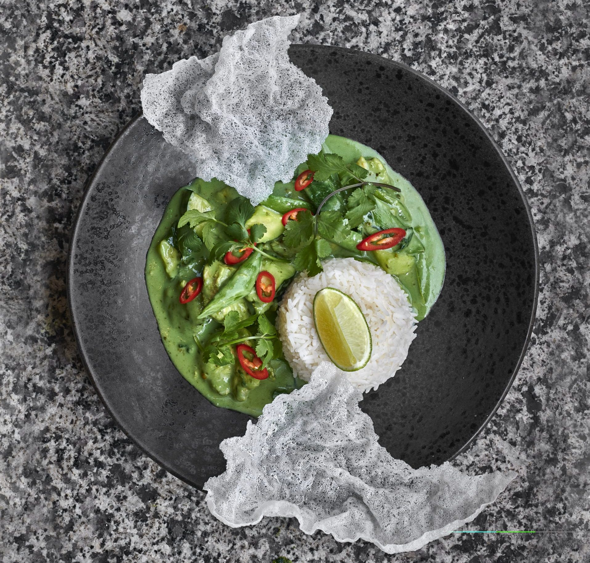 Supergreen Curry