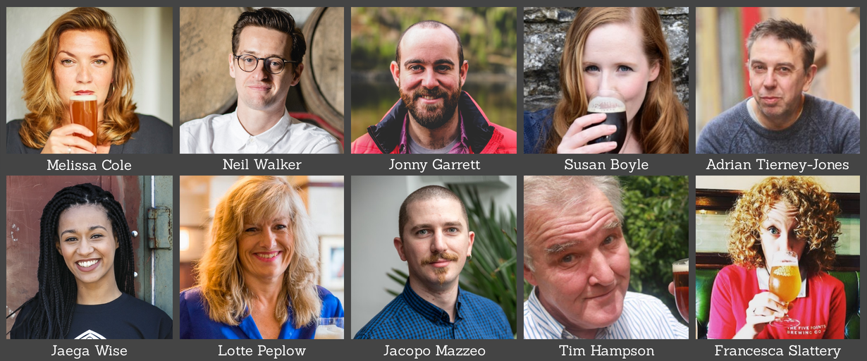 Digital Beer Awards lead judges
