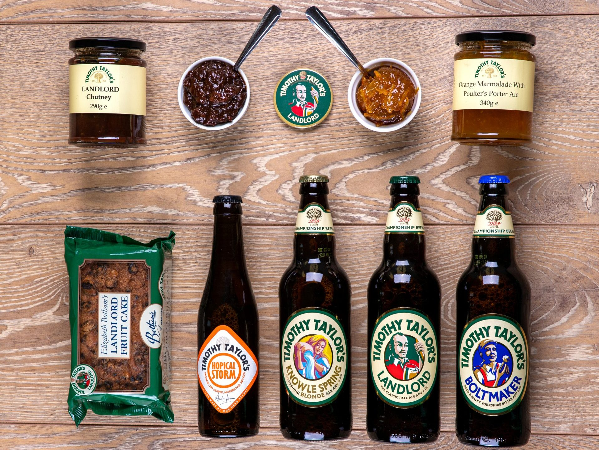 TIMOTHY TAYLORS – YORKSHIRE FAVOURITES
